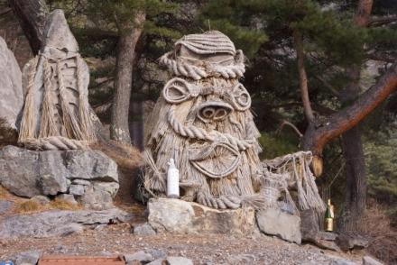 아시노시리 도우소진 축제(芦ノ尻道祖神祭り)